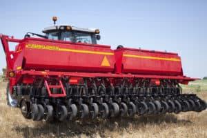 AGCO Sunflower 9160 drill