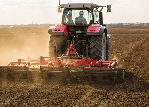 Agriculture and construction coatings