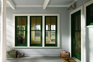 Andersen 400 Series windows and patio door