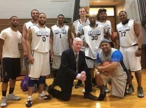 Hentzen basketball team