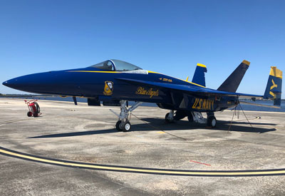 Blue Angels F/A-18E