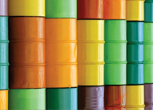 Drum and pail coatings