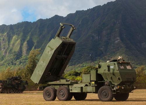 Lockheed Martin HIMARS