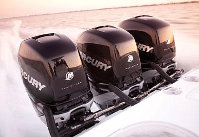Mercury marine motors