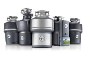 InSinkErator Evolution series garbage disposals