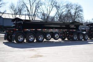 Side Dump trailer