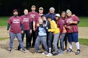 Hentzen softball team