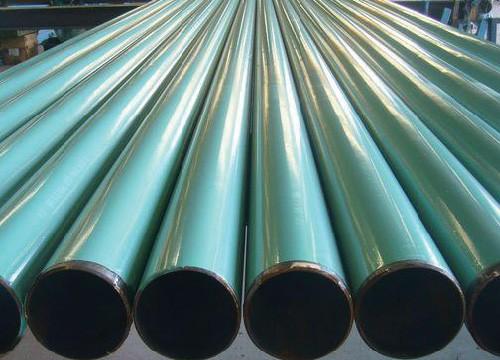 Tube and pipe coatings